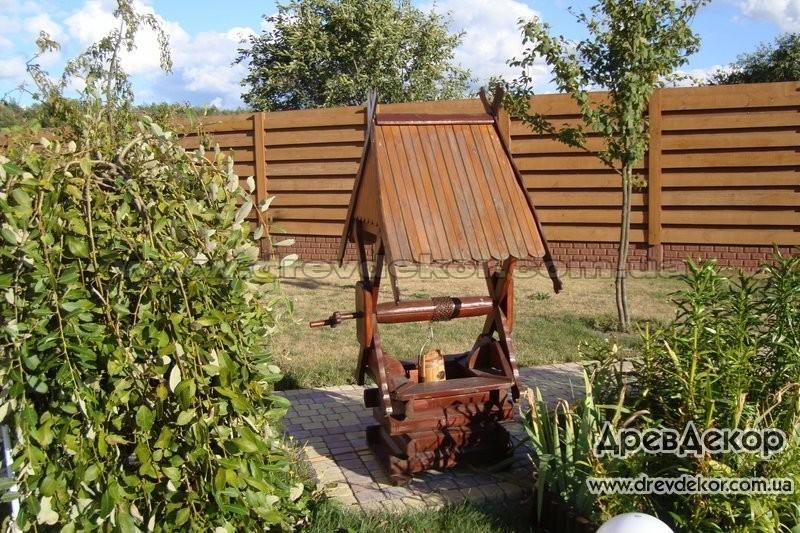 Мельница в огороде