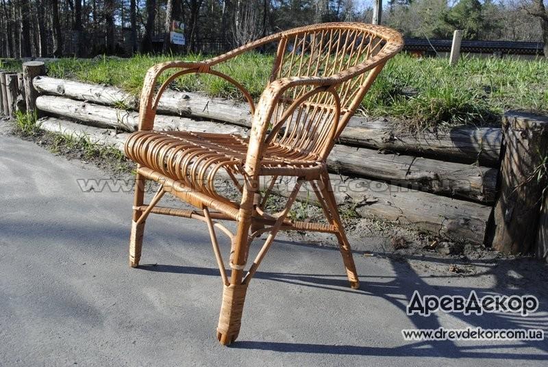 Плетение стульев из лозы своими руками
